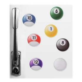 Aimants boules de billard magnet