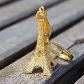 Porte-clés tour Eiffel Paris