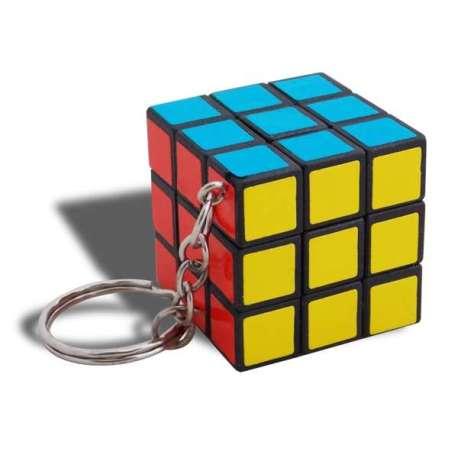 Porte-clés rubiks cube
