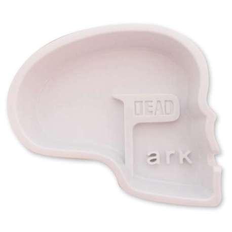 Cendrier Dead Park, en forme de crâne