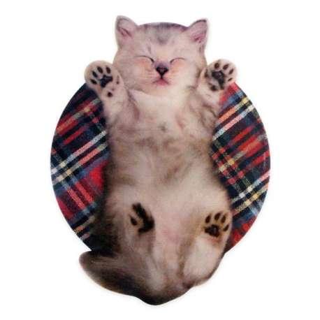 Tapis de souris chaton