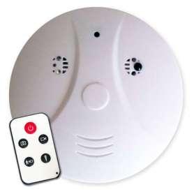 Faux détecteur de fumée caméra espion 4Go