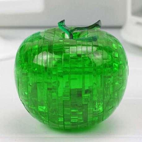 Puzzle 3D pomme