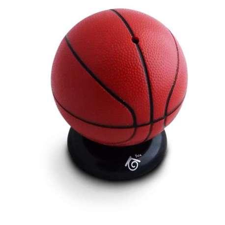 Distributeur de cure-dents ballon de basket