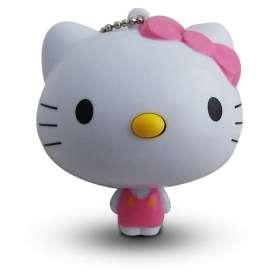 Mètre-mesureur porte-clés Hello Kitty