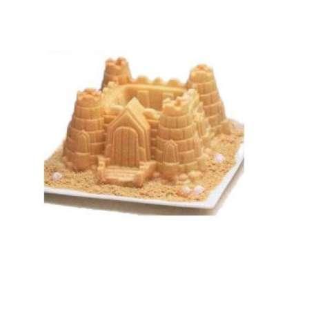 Moule à gâteau château silicone
