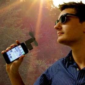 Ventilateur iPhone 3G, 3GS, 4, 4S et iPod