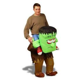 Costume gonflable monstre Frankenstein