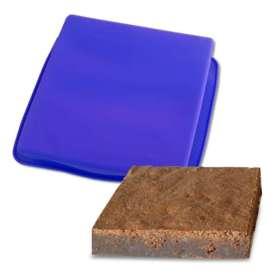 Moule en silicone gâteau carré