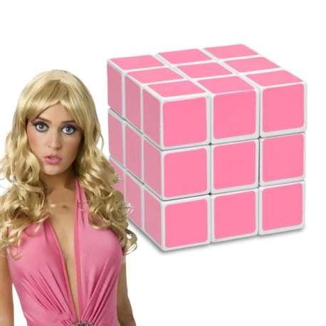 Rubik's cube blondes rose
