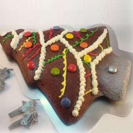 Moule à gâteau sapin de noël silicone