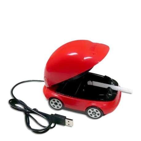 Cendrier USB filtre fumée
