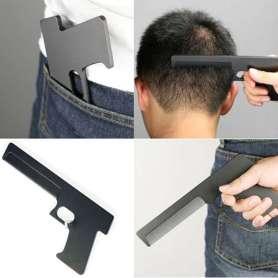 Peigne pistolet