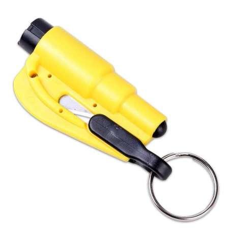 Porte-clés kit de survie accident de voiture