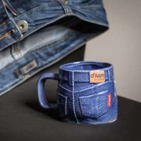 Tasse blue jeans denim