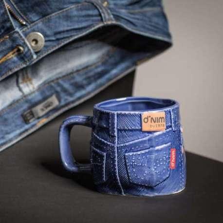 Tasse blue jeans denim