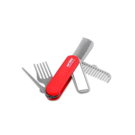 Couteau suisse peignes et miroir