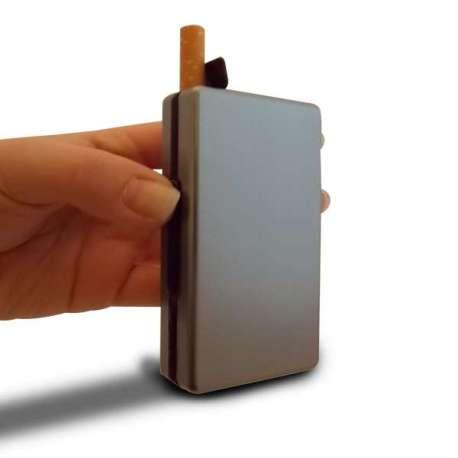 Etui à cigarette automatique