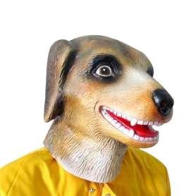Masque tête de chien