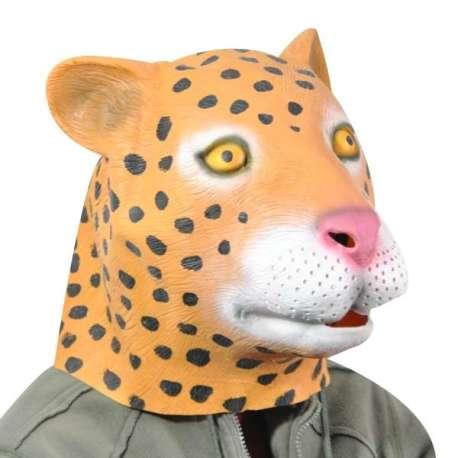 Masque panthère léopard