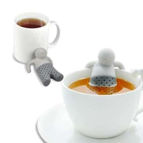 Infuseur de thé bonhomme relaxe