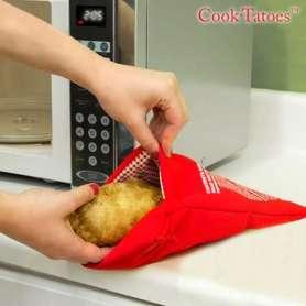 Poche cuisson pour patates en 4 minutes