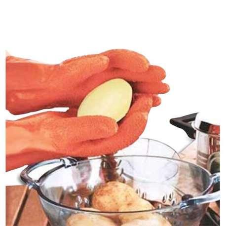 Gants épluche patates