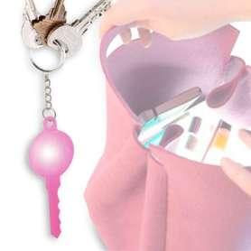 Porte-clés LED etrouve clé