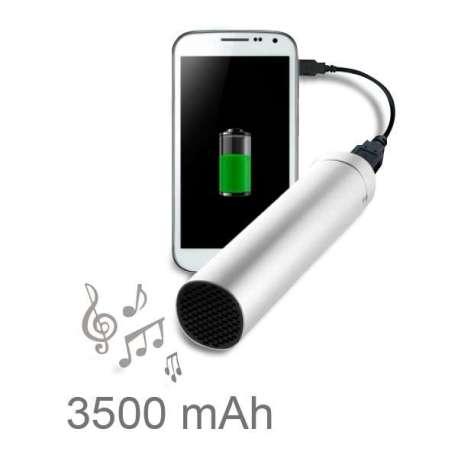 Chargeur et enceinte micro USB