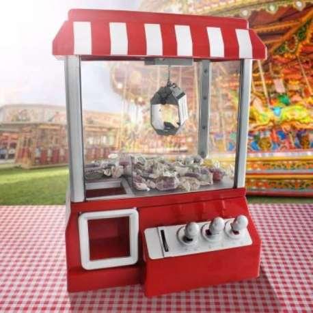 Machine à pince bonbons sweet pop times
