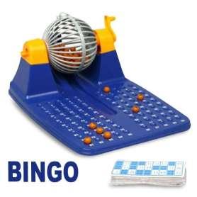 Bingo jeu de société