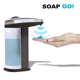 Distributeur savon automatique Soap Go