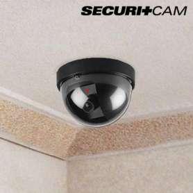 Faux dôme caméra de surveillance