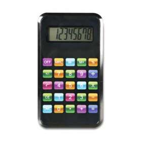 Calculette forme iPhone