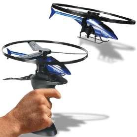 Hélicoptère pistolet
