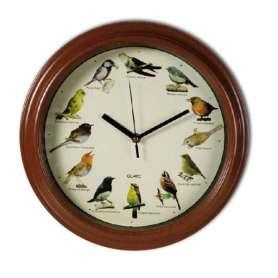 Horloge chants d'oiseaux musicale
