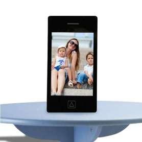 Cadre à photo en forme d'écran de Smartphone