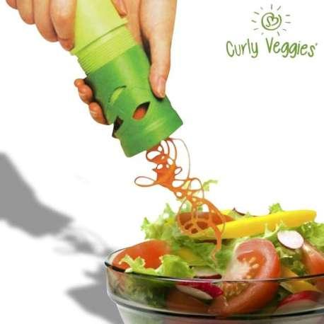 Epluche légumes curly veggies