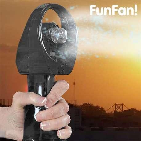 Ventilateur portable brumisateur