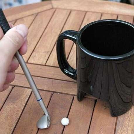 Tasse golf miniature mug club de golf