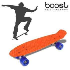 Skateboard fish boost 4 roues