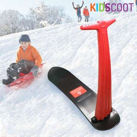 Trottinette de neige enfant