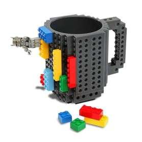 Mug jeu de construction personnalisable
