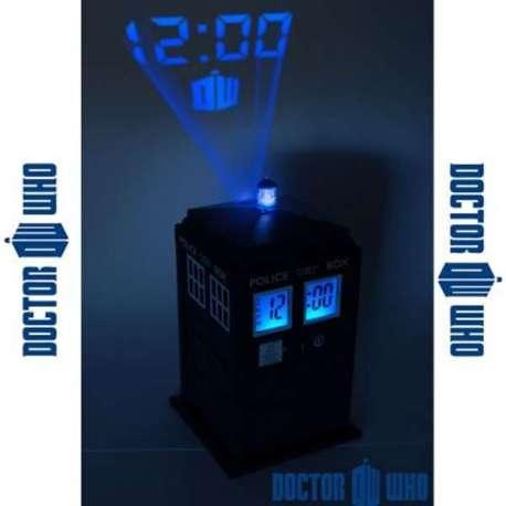 Réveil TARDIS Série Dr Who