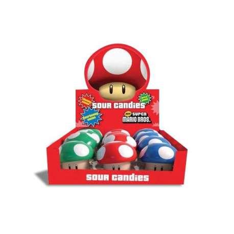 Bonbons champignon Toad Nintendo
