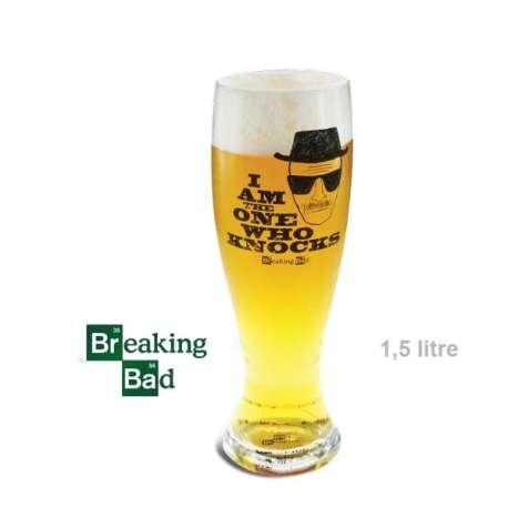 Verre à Bière Breaking Bad 1,5 L XXL géant