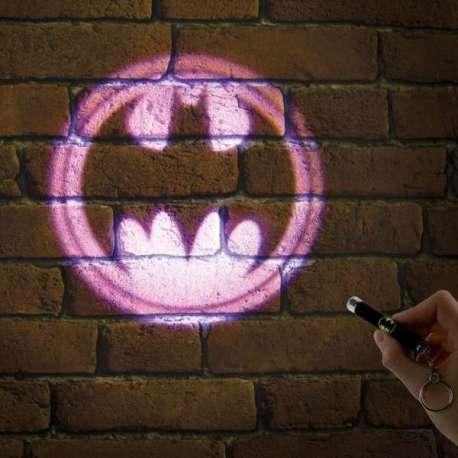 Torche projection logo de Batman