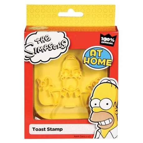 Tampon Toast Homer Simpson