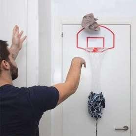 Panier de basket pour linge sale