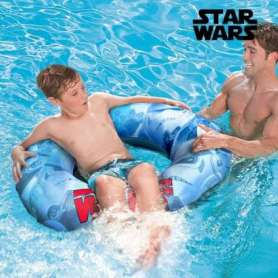 Bouée Stormtrooper Star Wars ronde